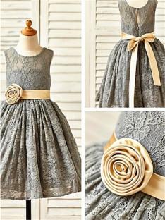 Blumenmädchenkleider Günstig Kaufen Online – DreamyDress