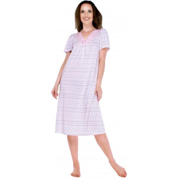 Koszula nocna Nancy jedwab wiskozowy – Pradlo sklep internetowy