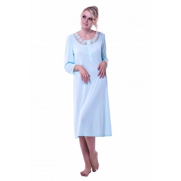 Mewa koszula nocna Antonina jedwabna sklep pradlo