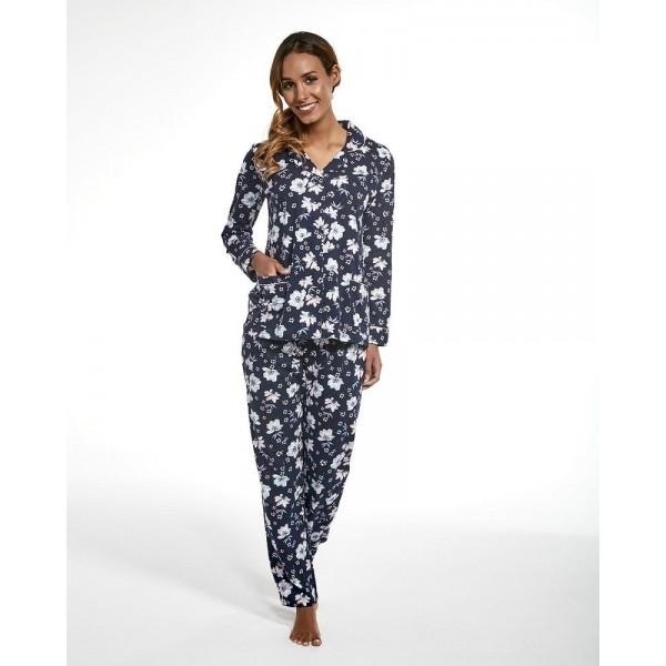 Piżama damska Michelle rozpinana – Pradlo sklep internetowy