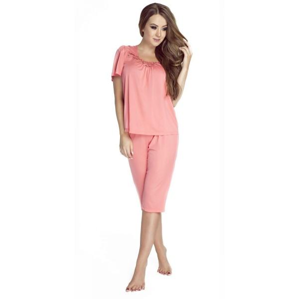 Piżama Matylda jedwab wiskozowy – Pradlo sklep internetowy