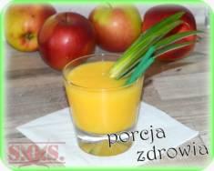 Koktajl z mango i ananasem | Blog Kulinarny