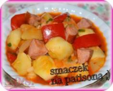 Najprostsze leczo z patisona | Blog Kulinarny