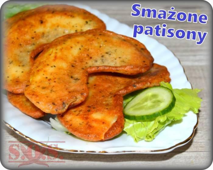 Patison smażony w cieście | Blog Kulinarny