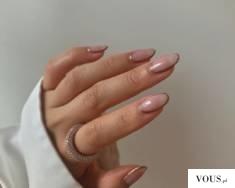 paznokcie złota obwoluta
