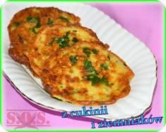 Placki ziemniaczano-cukiniowe | Blog Kulinarny