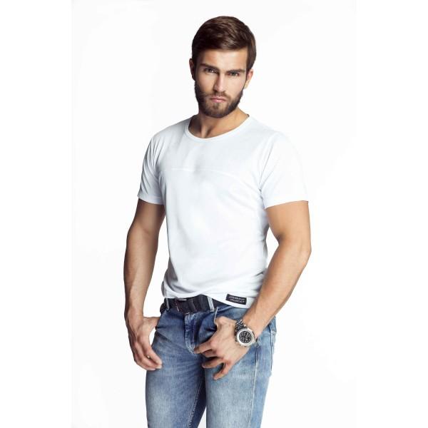 Tshirt James jedwab wiskozowy sklep Pradlo