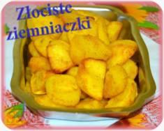 Złociste ziemniaczki z piekarnika | Blog Kulinarny