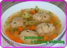 Zupa jarzynowa z pulpetami | Blog Kulinarny