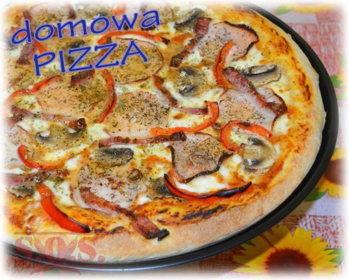 Domowa pizza | Blog Kulinarny