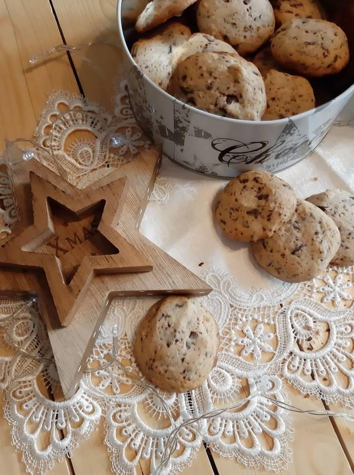 Amerykańskie ciasteczka czekoladowe | AleTorcik! – przepisy na pyszne, domowe ciasta, cias ...
