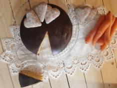 Ciasto marchewkowe z kremem piernikowym | AleTorcik! – przepisy na pyszne, domowe ciasta,  ...