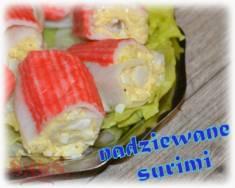 Nadziewane paluszki krabowe | Blog Kulinarny