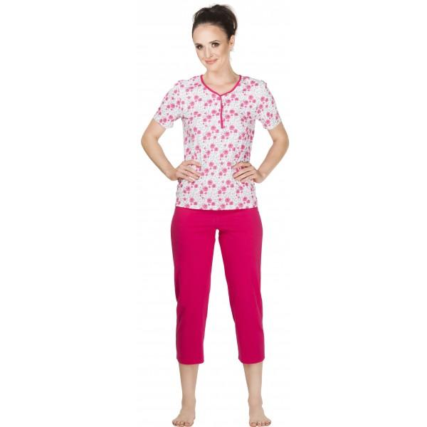 Piżama damska Rozalia bawełniana sklep pradlo