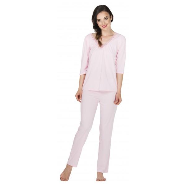 Vivien jedwabna piżama damska – Pradlo sklep