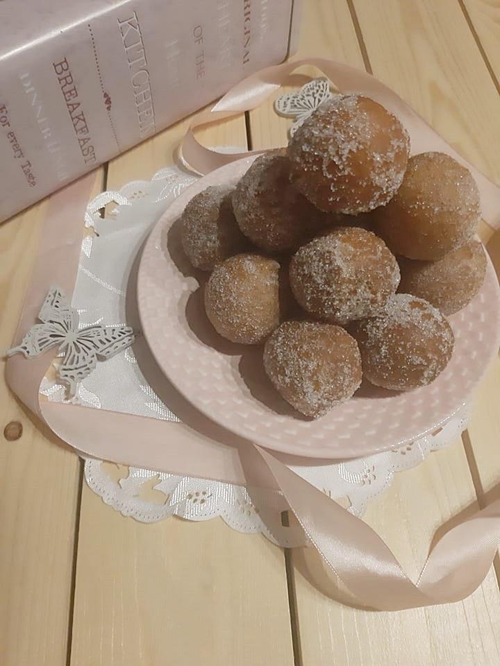 Mini pączki twarogowe | AleTorcik! – przepisy na pyszne, domowe ciasta, ciasteczka i torty.