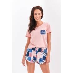 Piżama damska Nessa Bawełna Taro sklep internetowy Pradlo