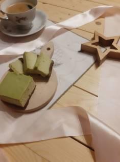 Pieczony sernik z zieloną herbatą | AleTorcik! – przepisy na pyszne, domowe ciasta, ciaste ...