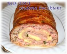 Rolada z mięsa mielonego – Kulinarne S.O.S.