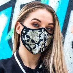Maska ochronna młodzieżowa czaszki poleca sklep pradlo