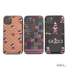 可愛いグッチとミッキーコラボ iphone11 proケース iphone se2ケース予約iphone11ケース gucci iphone  ...