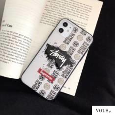 上品コラボsupreme シュプリームStussyステューシー iphone11 proカバー iphone se2ケースiphone11ケー ...