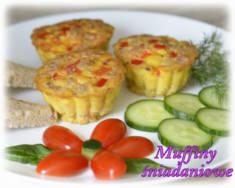Muffiny śniadaniowe – Kulinarne S.O.S.
