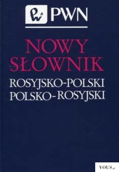Książka do nauki rosyjskiego