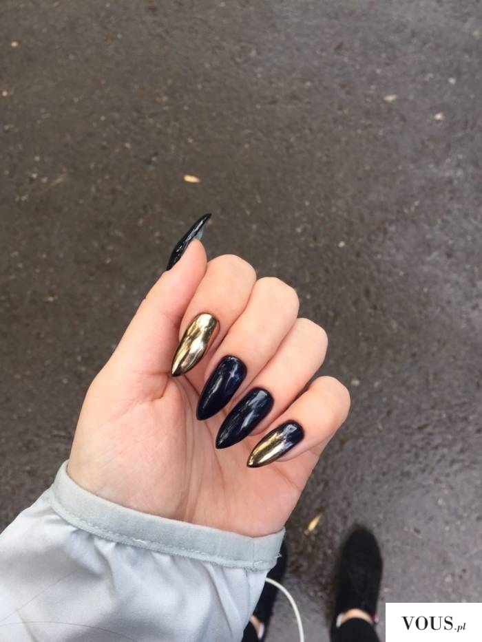 modne paznokcie lato