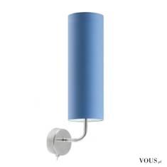 Czy można wyobrazić sobie bardziej uroczą lampę od tego modelu? Kinkiet NEWADA, to rodzaj oświet ...