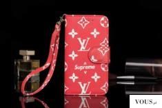 赤いsupreme シュプリーム Louis Vuitton/ルイヴィトン iphone11ケース アイフォン11プロ/12pro max手 ...