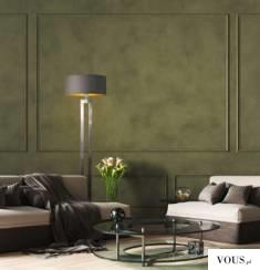 Prezentujemy jeden z naszych popisowych modeli – lampę podłogową KALIFORNIA GOLD. Lampa ta ideal ...