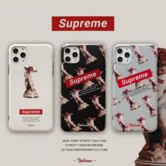Supreme iphone11/11pro maxケース ブラント シュプリーム アイフォン11pro携帯カバー