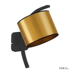 Kinkiet TEKSAS MIRROR to designerska lampa ścienna, która zaspokoi gusta nawet najbardziej wymag ...