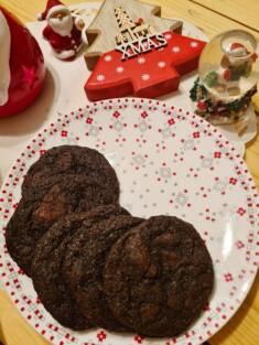 Amerykańskie ciasteczka z gorzką czekoladą | AleTorcik! – przepisy na pyszne, domowe ciast ...