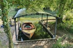 Aluminiowe zadaszenie łodzi Aluminiowa konstrukcja z poliwęglanowym zadaszeniem stanowi idealną  ...