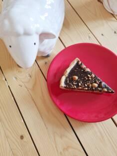 Tarta karmelowa z orzechami laskowymi i czekoladą – AleTorcik! – przepisy na pyszne, ...