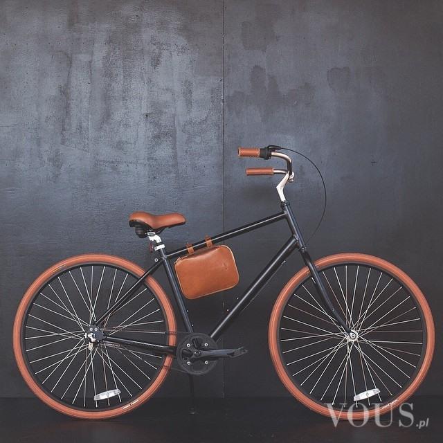oldschoolowy hipsterski rower
