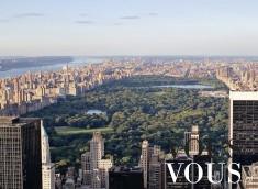Panorama Central Parku w Nowym Yorku