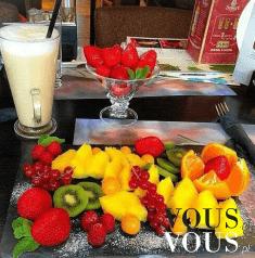 Owocowe smakołyki- prawdziwa uczta!