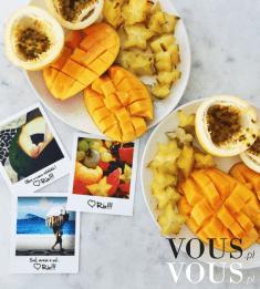 Egzotyczne owoce- pycha!