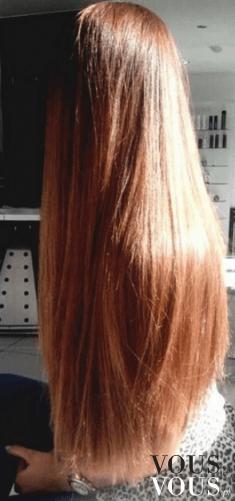 Prześliczne zdrowe włosy