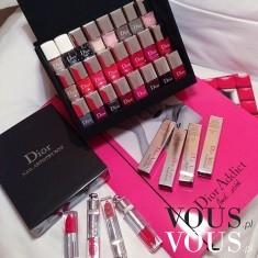 Zestaw do makijażu od Diora