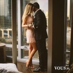 zakochana para, miłość