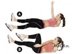 ćwiczenia na brzuch, jak spalić tłuszcz na brzuchu, jakie są efekty po tych ćwiczeniach, ćwiczen ...