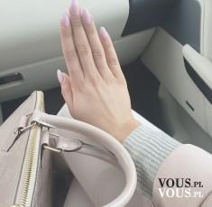 Mocne długie paznokcie, co zrobić żeby mieć mocne paznokcie? Jak uzyskać taki efekt? Który kszta ...