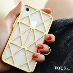 stylowa słota obudowa do iPhone