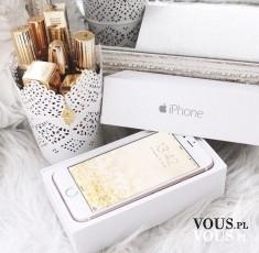 stylowe gadżety, biały iPhone, kto używa iPhone