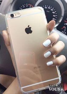 złoty iPhone