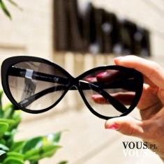 Jakie okulary przeciwsłoneczne są modne, czy te okulary sa modne? jak dobrać okulary przeciwsłon ...